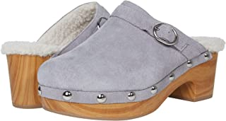 Chinese Laundry Carlie Grey Split Suede 7 M