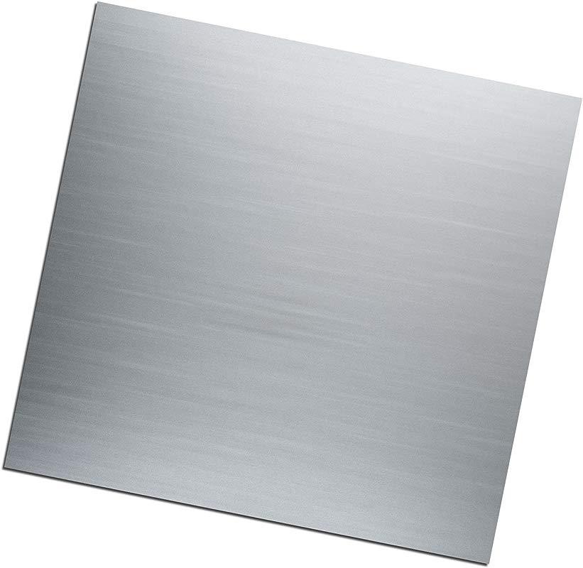 Enkaustikos Anodized Aluminum Plate 4x6 Inches