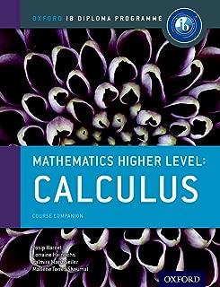 IB Mathematics Higher Level Option: Calculus: Oxford IB Diploma Program