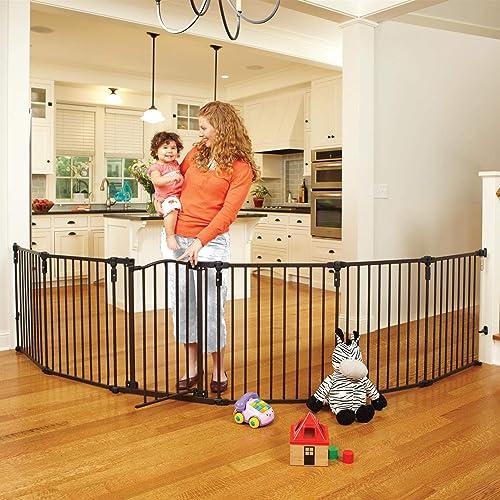 Wide Dog Gates Amazon Com