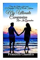 My Ultimate Companion: Love in Quarantine Paperback