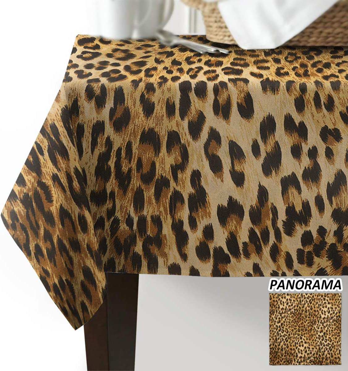 Royalreal 大特価!! Rectangle Table Cloth 販売 Spill-Proof Tablecloth Oil-Proof