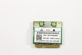 Dell Mini PCI Express Half Height KW770 WLAN WiFi 802.11g Wireless Card Inspiron 1545 1750 Mini 10 P
