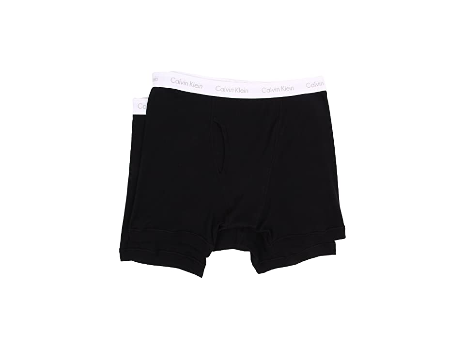 Calvin Klein Underwear - Calvin Klein Underwear Big Tall 2-Pack Boxer Brief