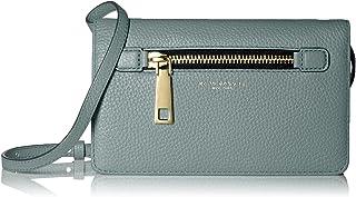 Marc Jacobs Gotham City Slgs Leather Strap Wallet
