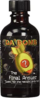 Original Juan - DaBomb Final Answer Chili Sauce - 60ml