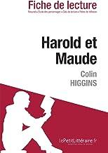 Harold et Maude de Colin Higgins (Fiche de lecture) (French Edition)