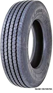 New LEAO 215/75R17.5 16 Ply Rated Deep Tread All Position Truck/trailer Radial Tire - 11027