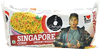 Ching's Secret, Singapore Curry Instant Noodles, 240 Grams(gm)