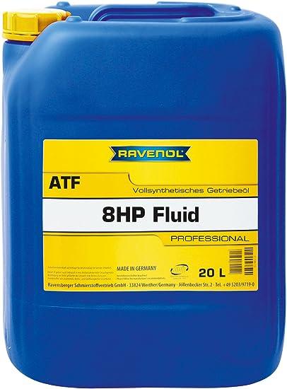 Ravenol Atf 8hp Fluid Auto