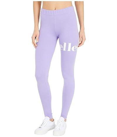 Ellesse Permadula Leggings (Purple) Women