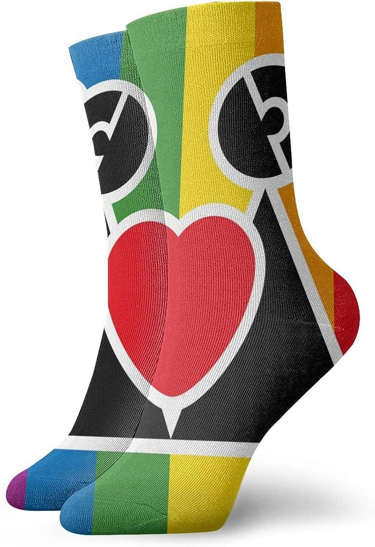 Fashion Lightweight Breathable Ankle Sock,Athletic Ankle Socks for unisex 30cm