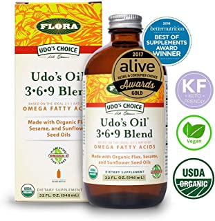 Best flora udo's choice oil blend Reviews