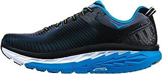 HOKA ONE ONE Arahi 2 Men's Black/Charcoal Gray Running Shoes 9W