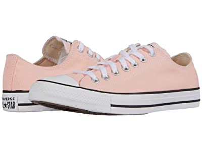 Converse Chuck Taylor All Star Seasonal Color Ox (Storm Pink) Shoes