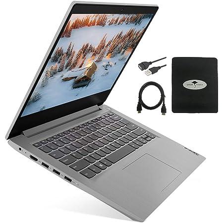 "2021 Newest Lenovo IdeaPad 3 14"" FHD Premium Laptop, Intel Core i5-1035G1 (Beat i7-8550U), 12GB RAM 512GB SSD, Bluetooth 5, Webcam WiFi HDMI Windows 10 w/Ghost Manta Accessories"