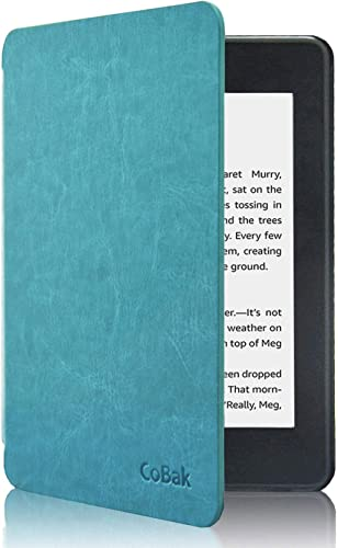 CoBak Kindle Paperwhite Case - All New PU Leather Smart Cover with Auto Sleep Wake Feature for Kindle Paperwhite 10th...