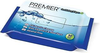 Premier Premier Sanitizing Wipes 10s 3in1 Value Pack, Fresh scent, 3 count
