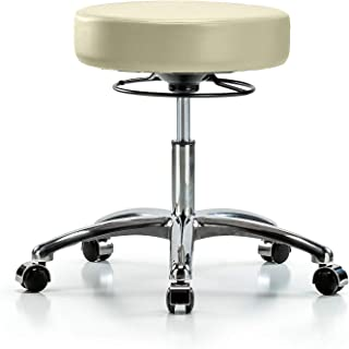padded lab stool