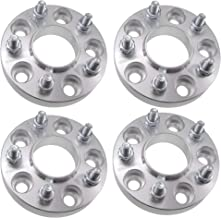 (2) 25mm 5x114.3 Hubcentric Wheel Spacers (67.1mm Bore) Fits Mazda RX 7 RX 8 Miata MX-5 & More