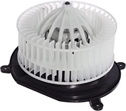 AUTEX HVAC Blower Motor Assembly 615-58608 700212 Replacement for Mercedes Benz CLS500 CLS55 AMG E350 2006 Compatible with Mercedes Benz E320 E500 E55 AMG 2003 2004 2005 2006