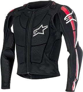 Alpinestars Chaqueta Moto Protecciones Codos hombros pecho espalda Bionic Plus
