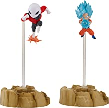 Dragon Ball Super – Dragon Stars Nano Super Saiyan Blue Goku vs. Jiren Figure 2-Pack