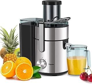 Juicer, Bagotte Upgrade 1000W Juicer Machines, Easy Clean Juice Extractor 3.3