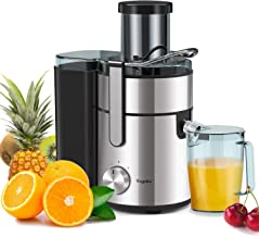 Juicer, Bagotte Upgrade 1000W Juicer Machines, Easy Clean Juice Extractor 3.3