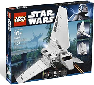 Lego Star Wars Imperial Shuttle (10212)