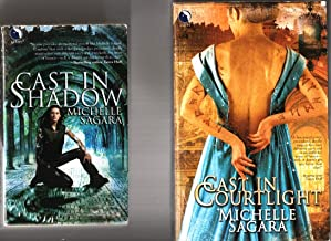 Chronicles of Elantra Series Books 1-4: (1) Cast in Shadow; (2) Cast in Courtlight; (3) Cast in Secret; (4) Cast in Fury