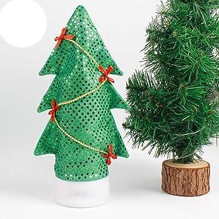 3 pz / natale ons natale a forma di albero a forma di albero rosso set bottiglia set set di natale festa rosso ristorante ...