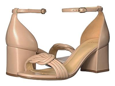 Alexandre Birman Malica 60 (Light Sand Leather) Women