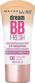 آرایشی رویایی با کرم bb جدید میبلین نیویورک مناسب رنگ پوست های متوسط و تیره،کرم آرایشی صورت bb, حجم30ml