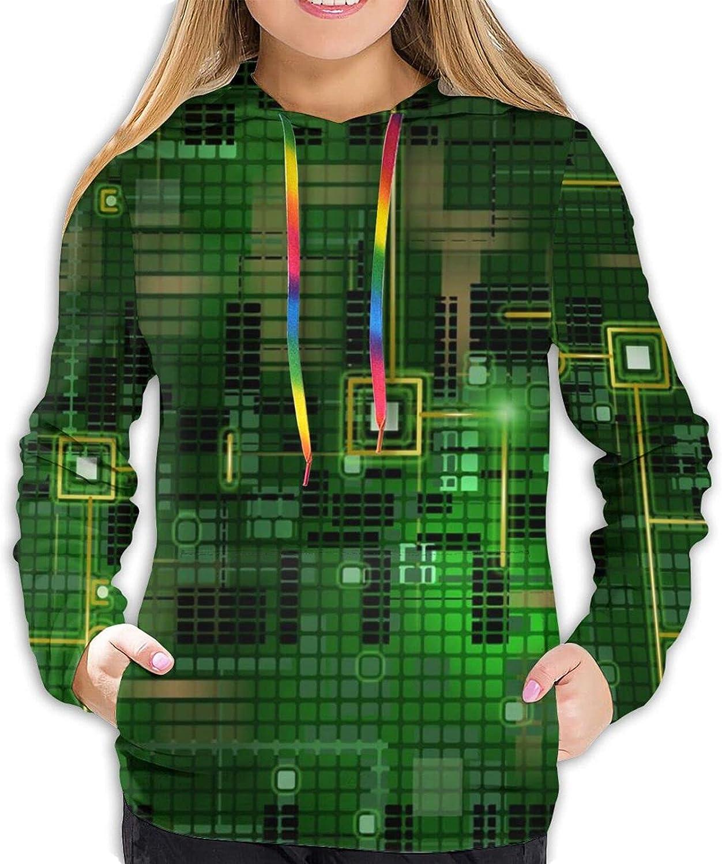 Columbus Mall Fashion Green Lines 1 Hoodies Gifts Pullover Ca Sweatshirts Women 3D