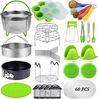Best 8 quart pressure cooker accessories Reviews