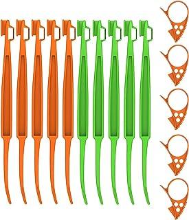 Orange Peeler,15pcs Lemon Pomelo Grater Fruit Tools,Citrus Remover,Citrus Peel Cutter,Fruit and Vegetable Peel Tools,Easy ...
