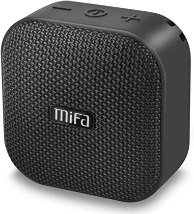Mifa A1 Bluetooth Speaker APP Control HD Stereo Sound System 2 in 1 (Black)