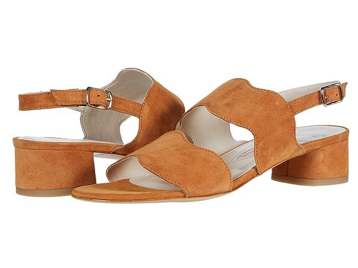 Amalfi by Rangoni  Martin (Brandy Cashmere) Womens  Shoes