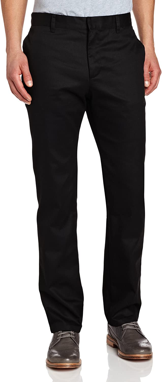Lee Uniforms Men's Slim-Straight Core Pant