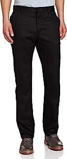 Lee 男式修身直筒长裤