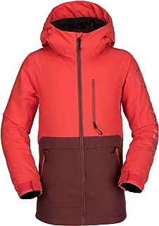 Volcom Boys' Big Holbeck Insulated 2 Layer Shell Snow Jacket