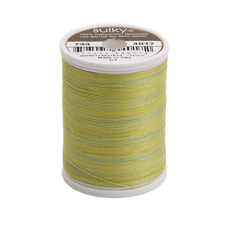Sulky Blendables Thread 30wt 500yd, Lime Sherbert
