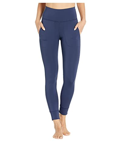 Champion Phys Ed Jogger Tights (Athletic Navy) Women