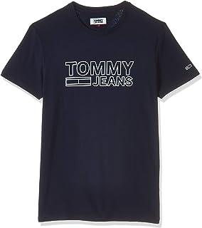 Tommy Hilfiger Mens Tjm Contoured Corp Logo T-Shirts