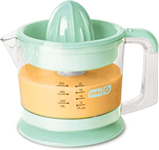 Dash Citrus Juicer Extractor: Compact Juicer for Healthy Juice, Oranges, Lemons, Limes