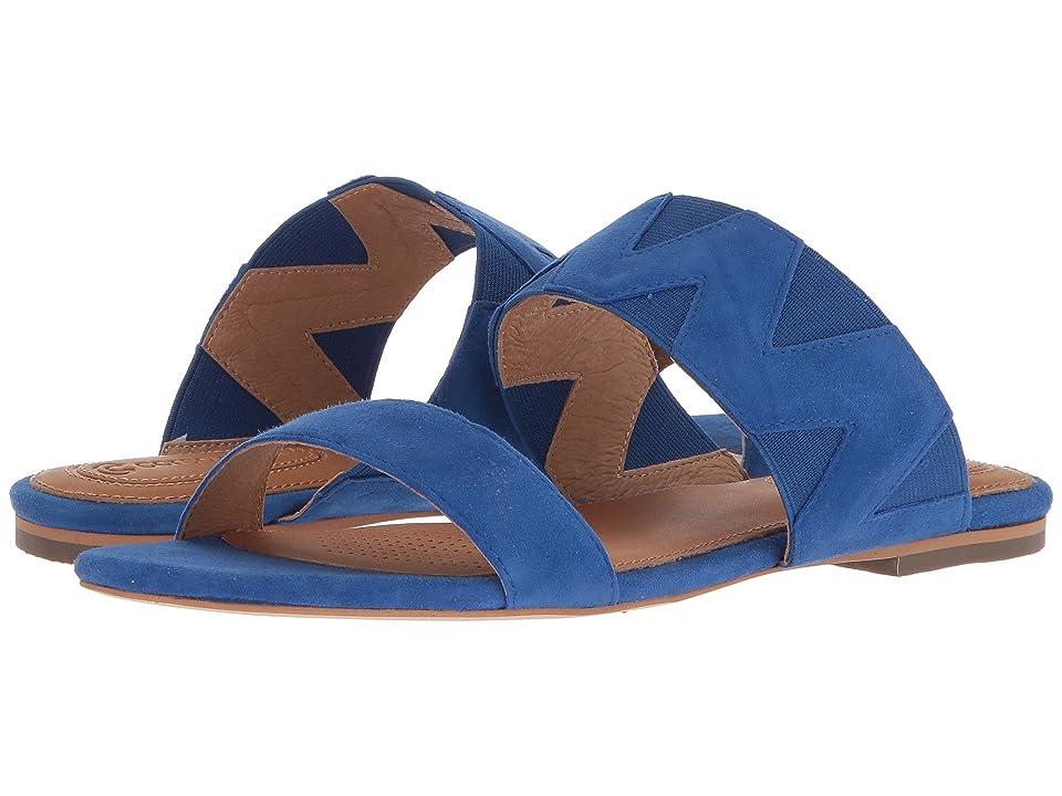 CC Corso Como Vickee (Royal Blue Suede) Women