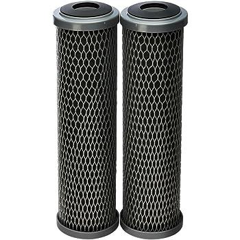 Replacement Filter Cartridge 2 Pack D15 Culligan US550 RVF10 Part Odor Chlorine