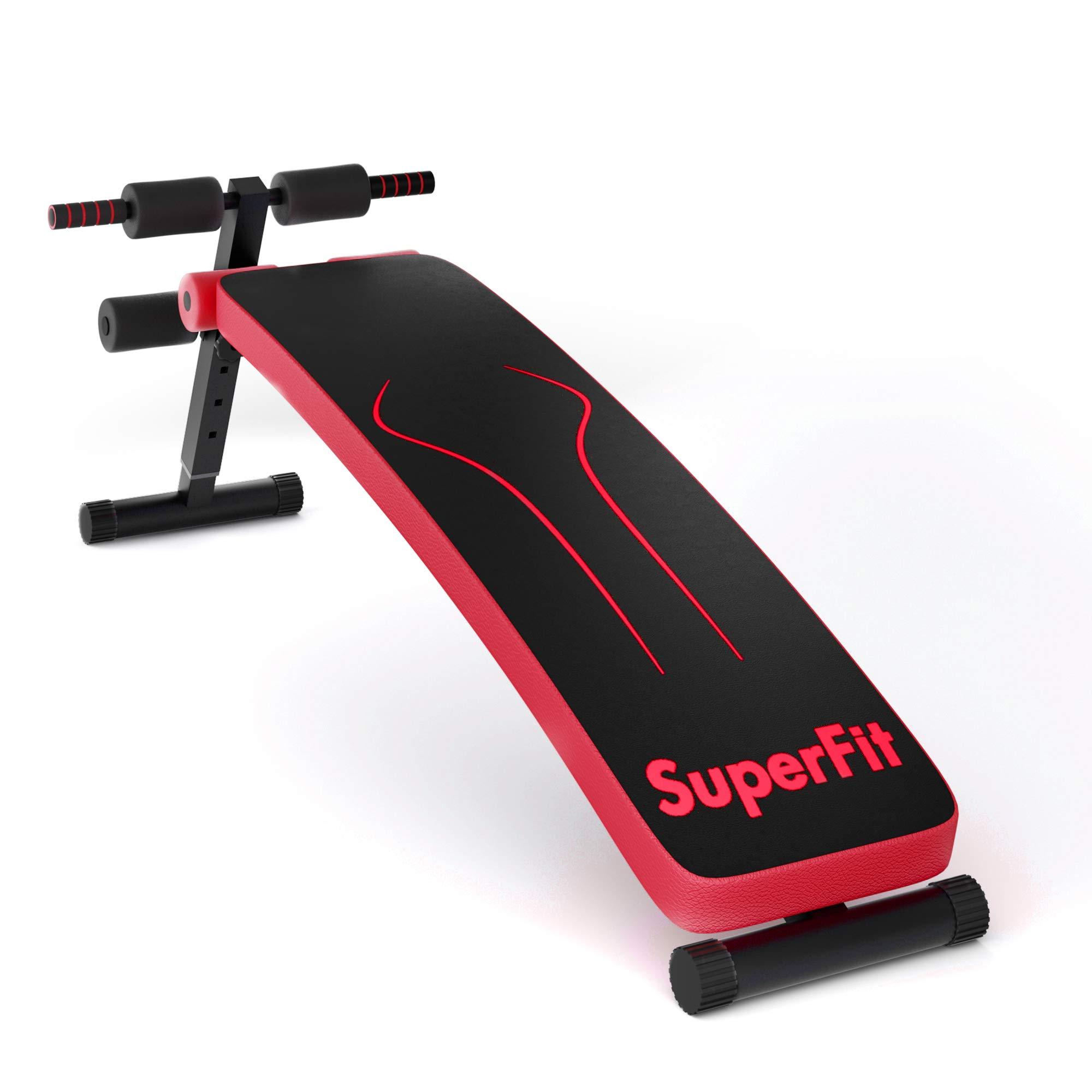 Goplus Adjustable Abdominal Training Exercises