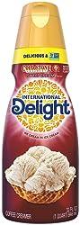 International Delight Cold Stone Creamery Sweet Cream Coffee Creamer, Quart, 32 oz